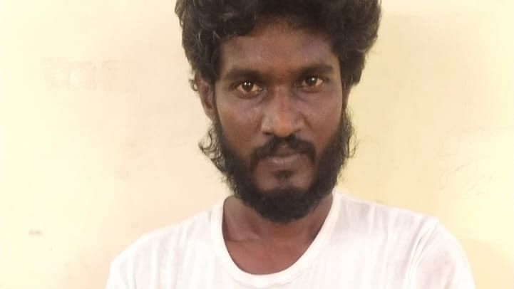 கைதான ஆட்டோ டிரைவர் தினேஷ்