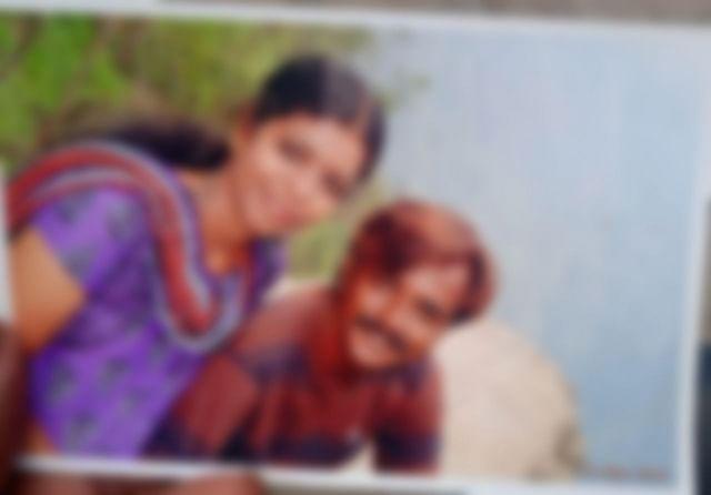 மனைவி ரூபாவதியுடன் ஜெயபிரகாஷ்
