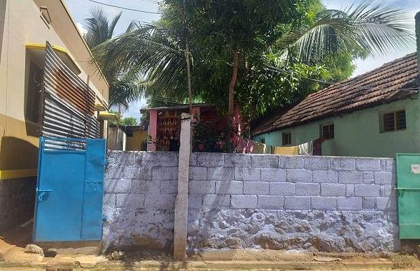 சுப்புராஜின் வீடு