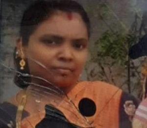 தீக்குளித்து உயிரிழந்த கௌரி என்ற கனகா