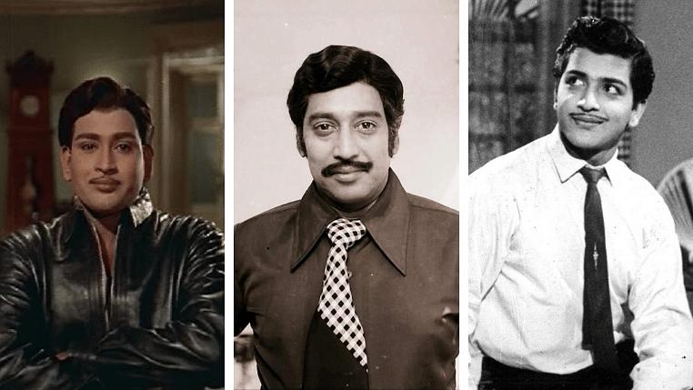 நானும் நீயுமா - 12 | ரவிச்சந்திரன், முத்துராமன், சிவகுமார்