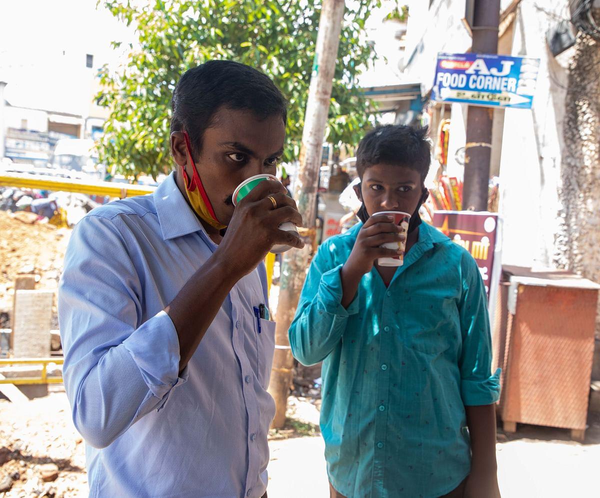ஜிகர்தண்டா கடை
