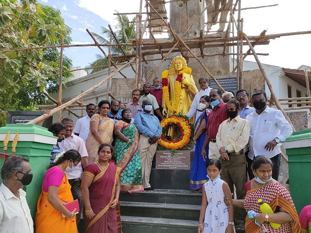 தரங்கம்பாடி: கிறிஸ்தவ மத போதகராக வந்த சீகன்பால்க்... 315 ஆண்டுகள் கடந்தும் மக்கள் நினைவுகூருவதேன்?