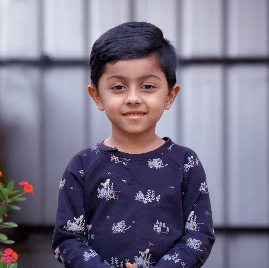குழந்தை ரித்து (ரித்விக்)
