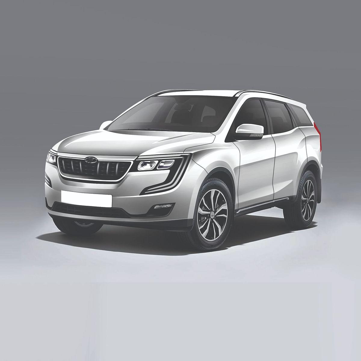 Brand New XUV700