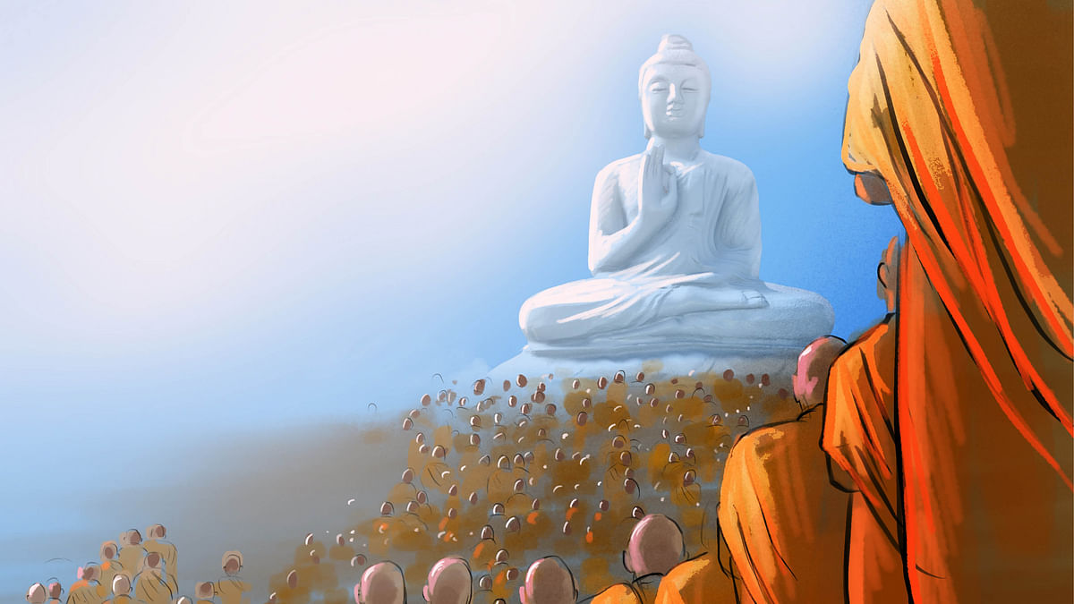 பௌத்த இந்தியா
