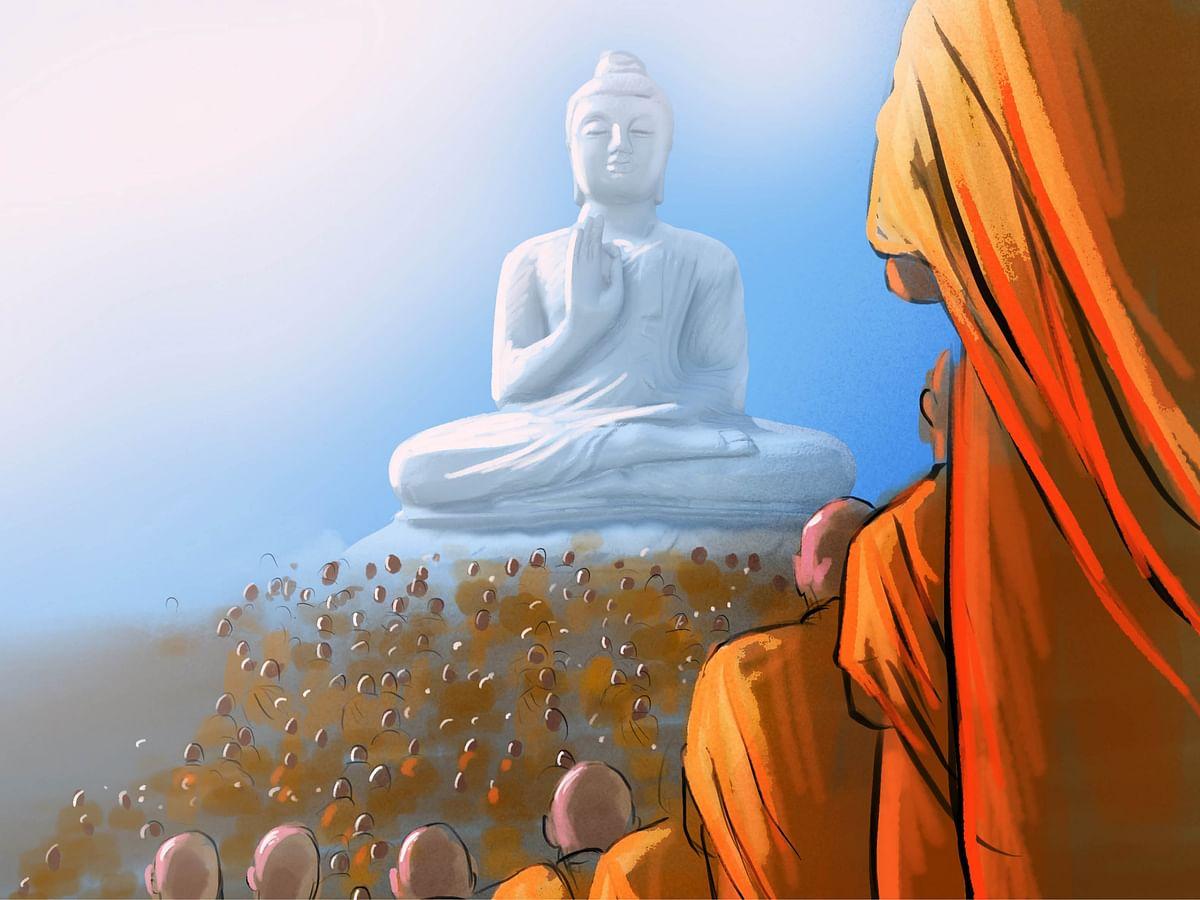 இந்தியா கண்டுபிடிக்கப்பட்ட கதை - 26 - பௌத்த இந்தியா