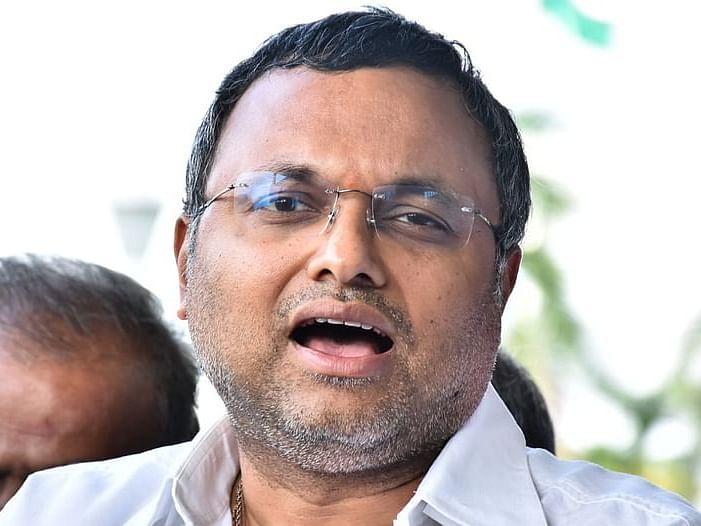 `கே.எஸ்.அழகிரி, இரண்டு தேர்தல்களைப் பார்த்துவிட்டார், எனவே..!' - என்ன சொல்கிறார் கார்த்தி சிதம்பரம்?