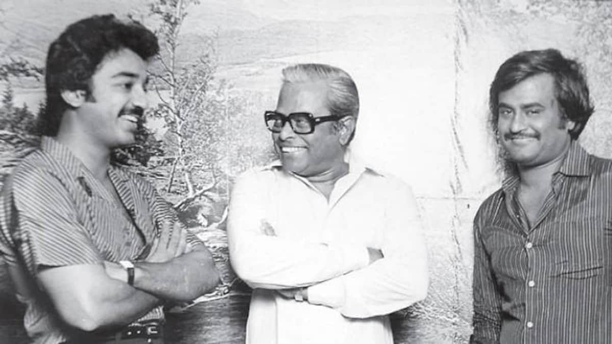 கமல், கே.பாலசந்தர், ரஜினி