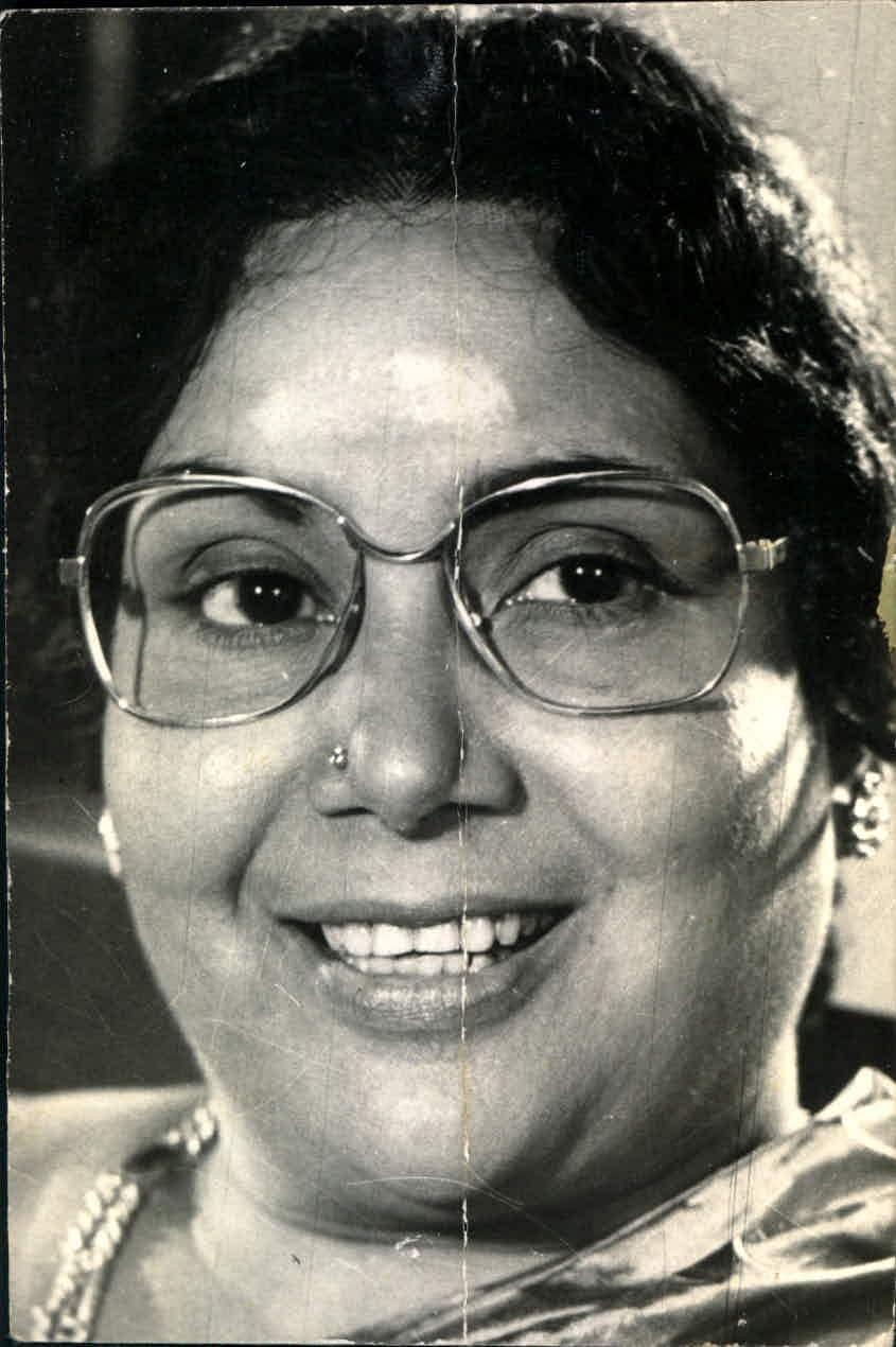 நடிகை எம். என். ராஜம்