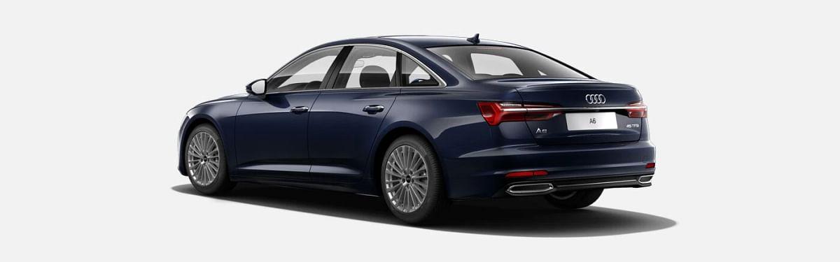 Audi A6 - விலை சுமார் 60 லட்சத்தில் இருந்து 65 லட்சம் வரை