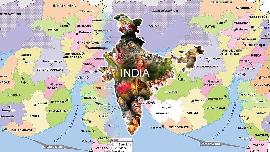 இந்திய மாநிலங்களின் வரலாறு