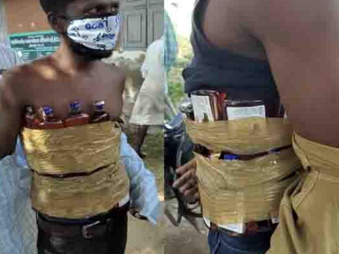 திருவாரூர்: மதுபாட்டில்களைக் கடத்தியவர்கள் விடுவிப்பு! - ஆய்வாளர் உட்பட 6 பேர் மீது அதிரடி நடவடிக்கை