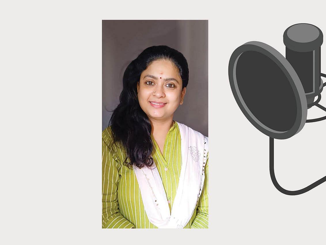 """விகடன் TV: """"எனக்கு சீரியல், சினிமா ரெண்டுமே ஒண்ணுதான்!"""""""