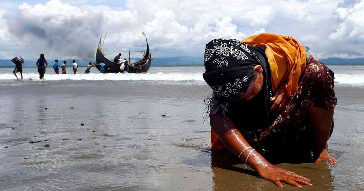 Rohinghya refugee