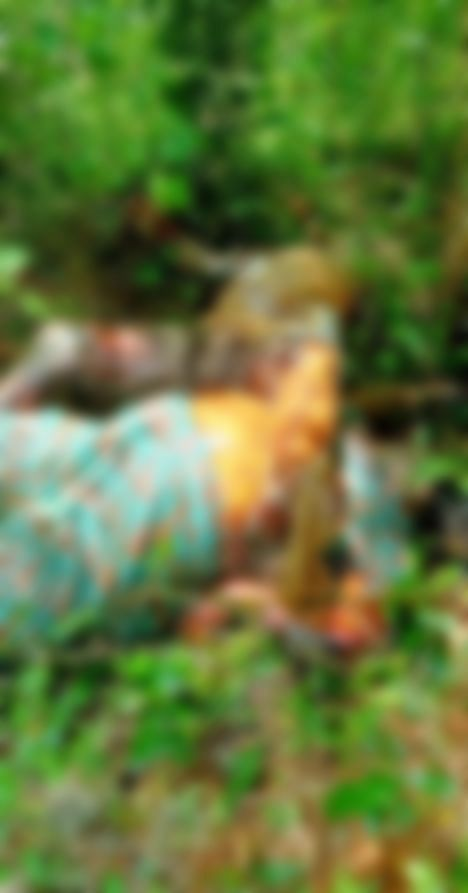 கொலைசெய்யப்பட்டு காட்டுப் பகுதியில் புதைக்கப்பட்ட கணவன், மனைவி