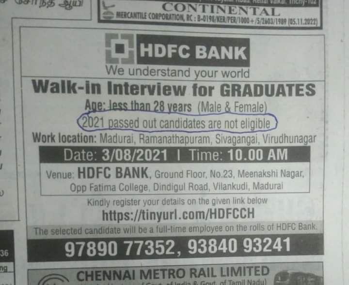 HDFC Ad