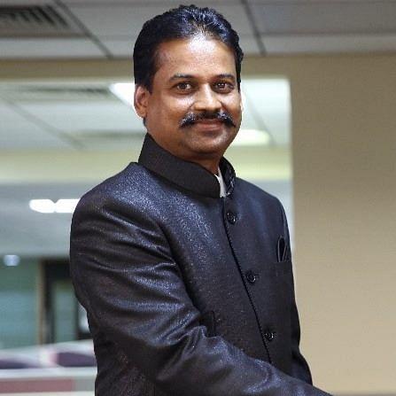 IRS officer Venkatesh Babu