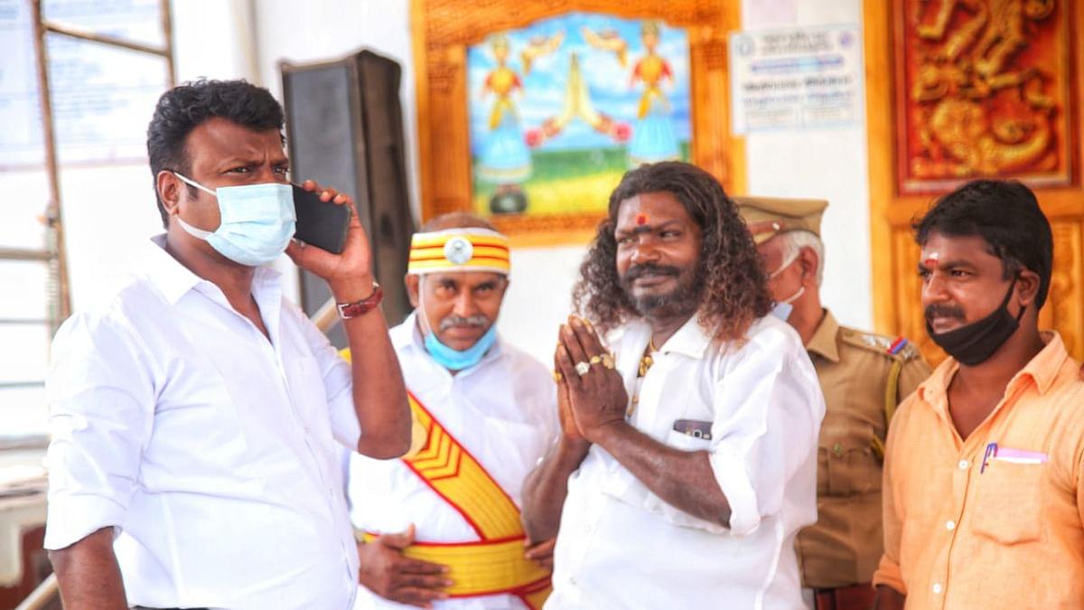 தஞ்சாவூர்  மாநகராட்சி கமிஷனர் சரவணக்குமார்