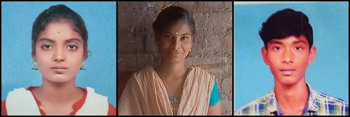நந்தினி - ஐஸ்வர்யா - ராஜேஷ்