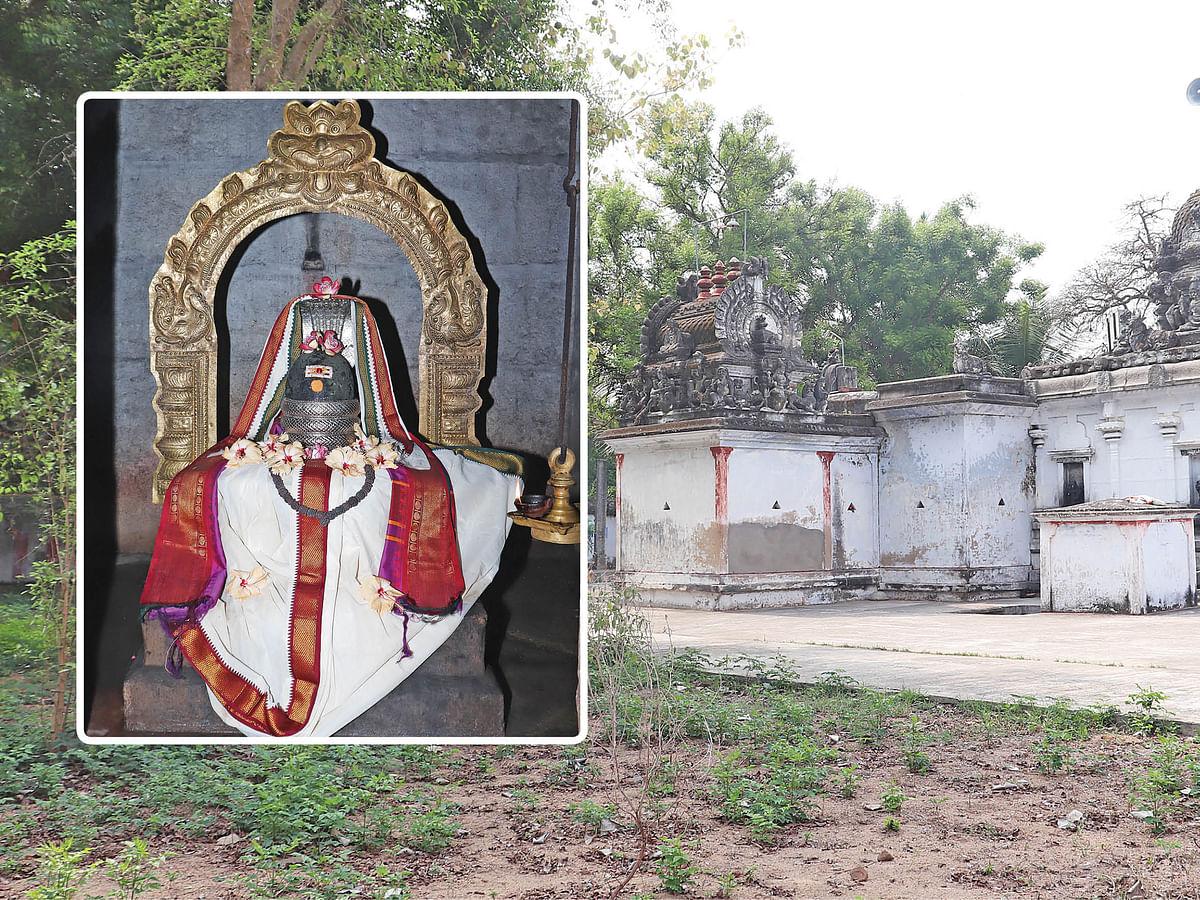 முசரவாக்கம் சிவாலயம்