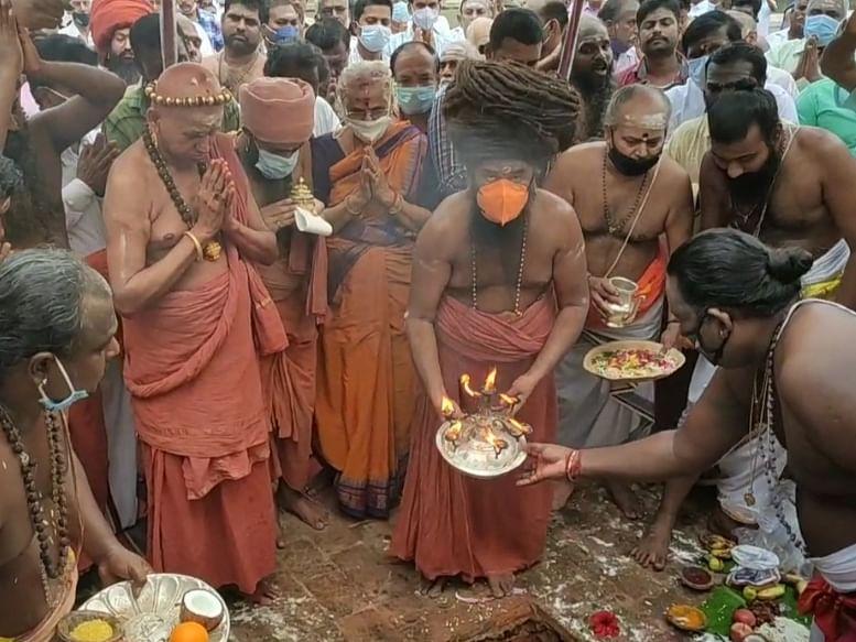 சீர்காழி: 30 ஆண்டுகளுக்குப்பின் சட்டைநாதர் கோயில்  கும்பாபிஷேகம்... தொடங்கிய திருப்பணிகள்!