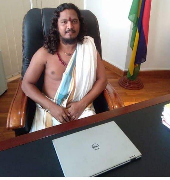 தேஜஸ் சுவாமி