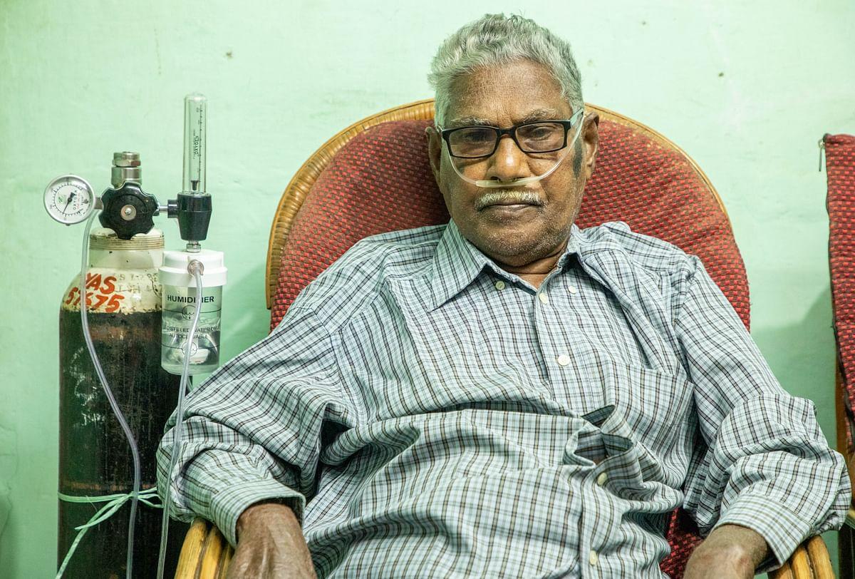 ஆசிரியர், இயற்கை விவசாயி மணி
