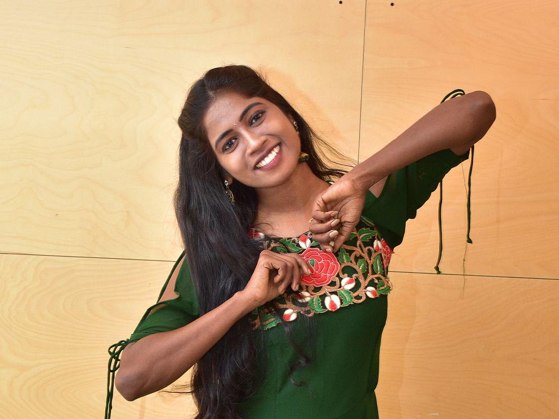 உருக்குலைக்கும் உருவகேலி... 'வலிமை'காட்டும் சரண்யா