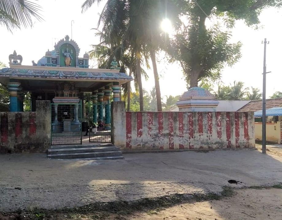 ஸ்ரீ நாகநாதசுவாமி திருக்கோயில்