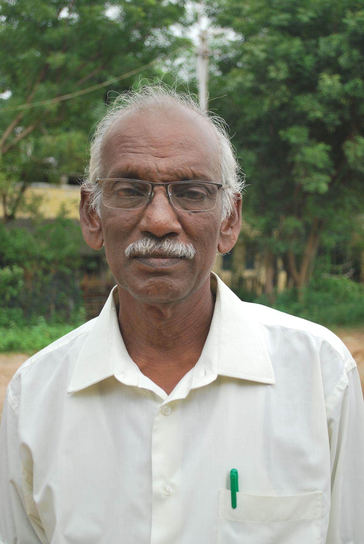 தென்னை விவசாயி வீரசேனன்