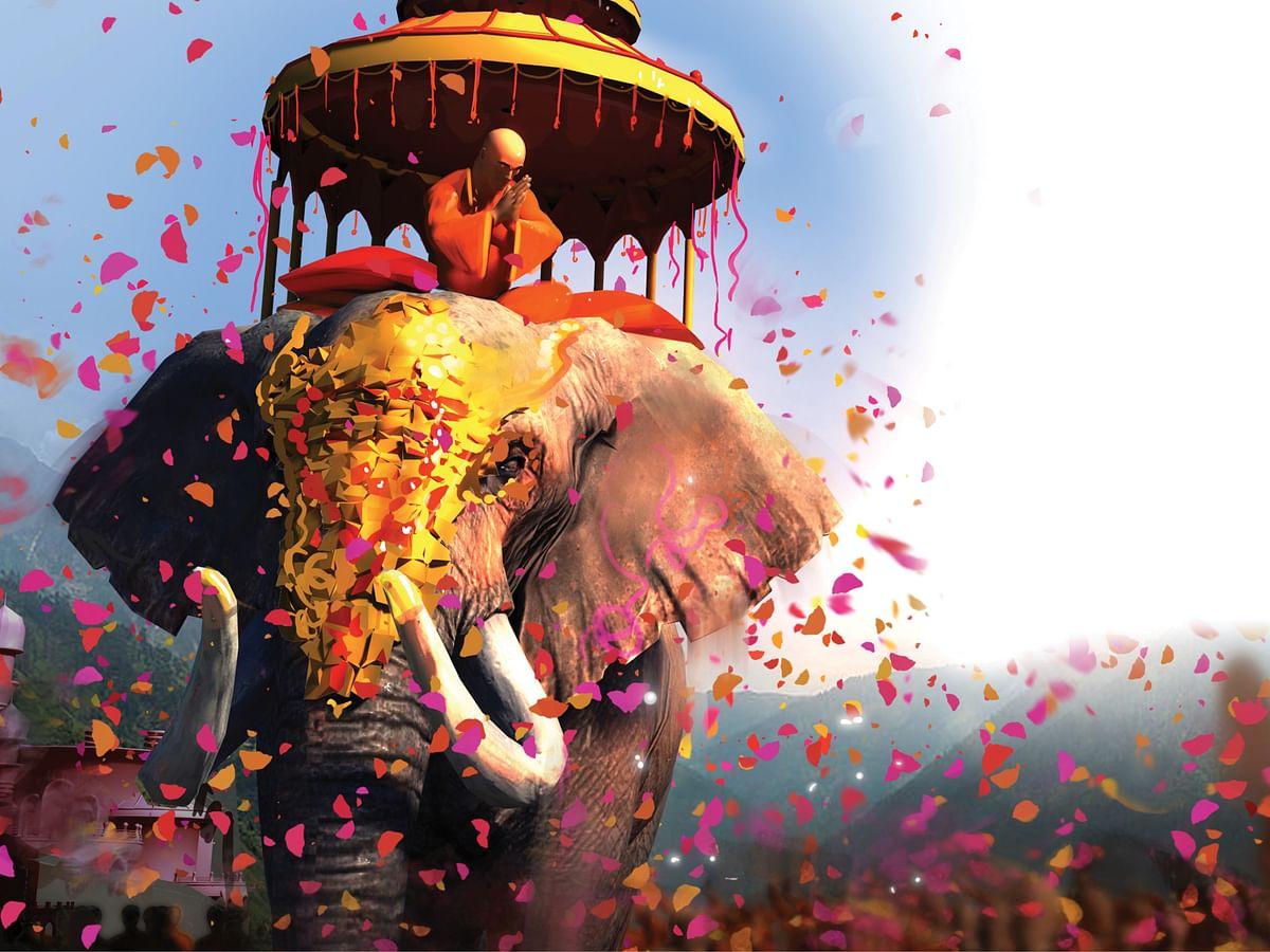 இந்தியா கண்டுபிடிக்கப்பட்ட கதை - 37 - பெஷாவரிலிருந்து காஷ்மீருக்கு