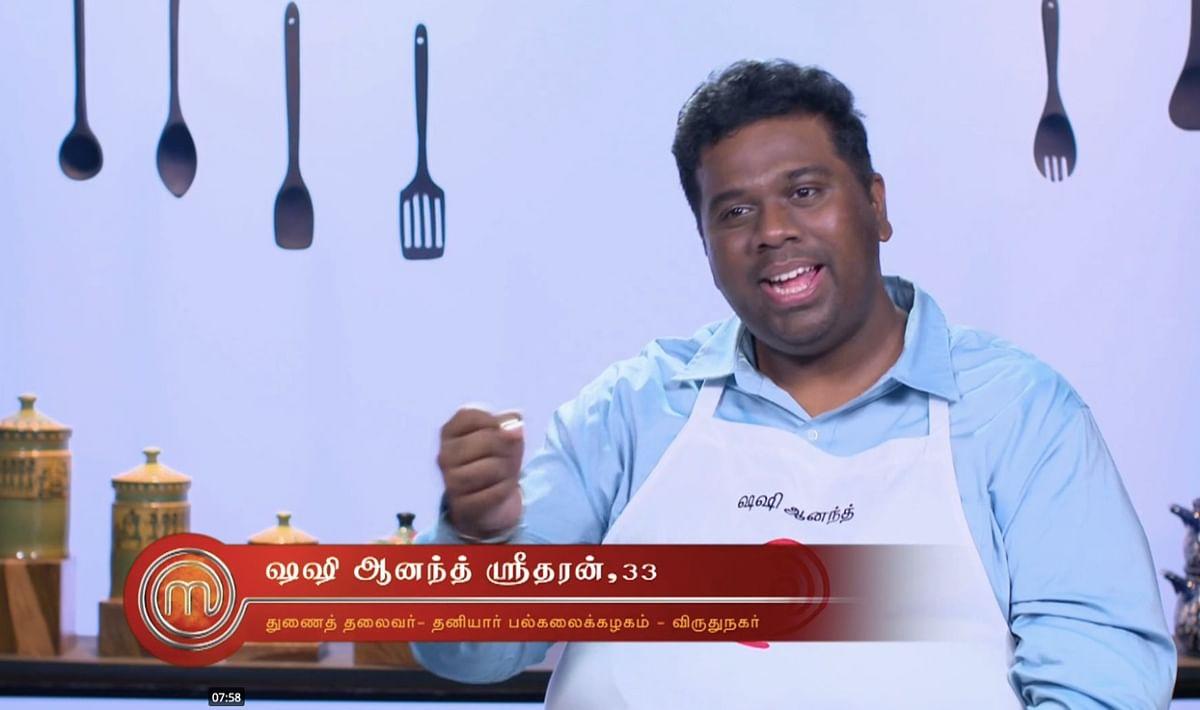 ஷஷி ஆனந்த்