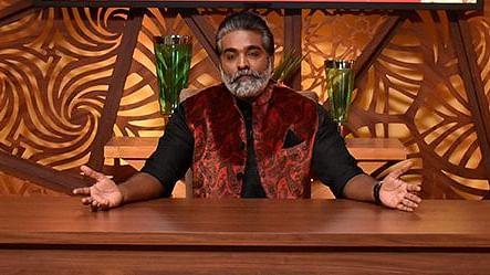 மாஸ்டர் செஃப் - விஜய் சேதுபதி