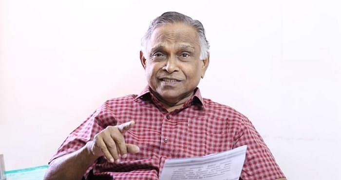 பேராசிரியர் கருணானந்தன்