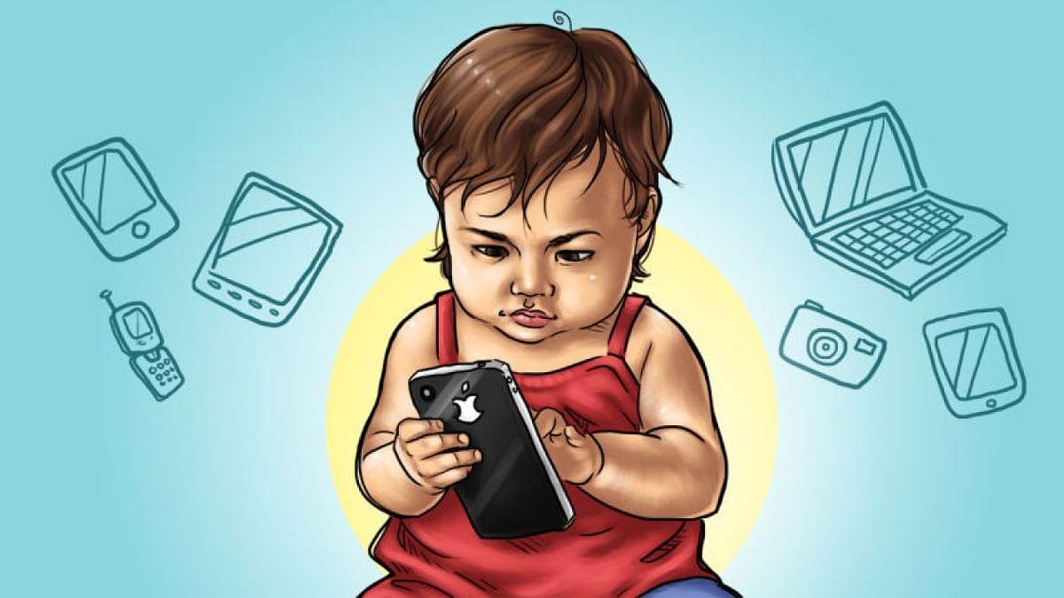 Child Mobile usage