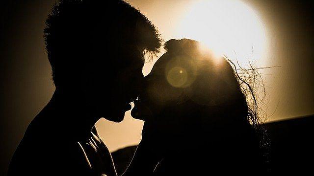 Couple (Representational Image