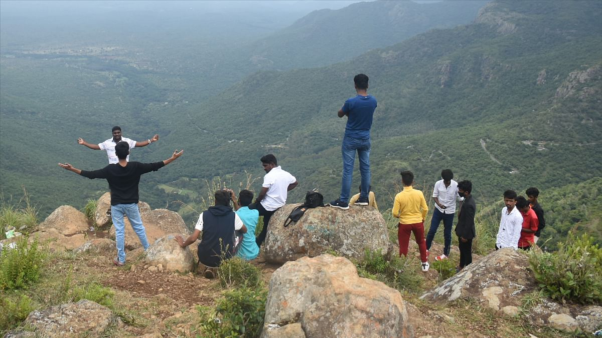 சோலூர் வியூ பாயின்ட்