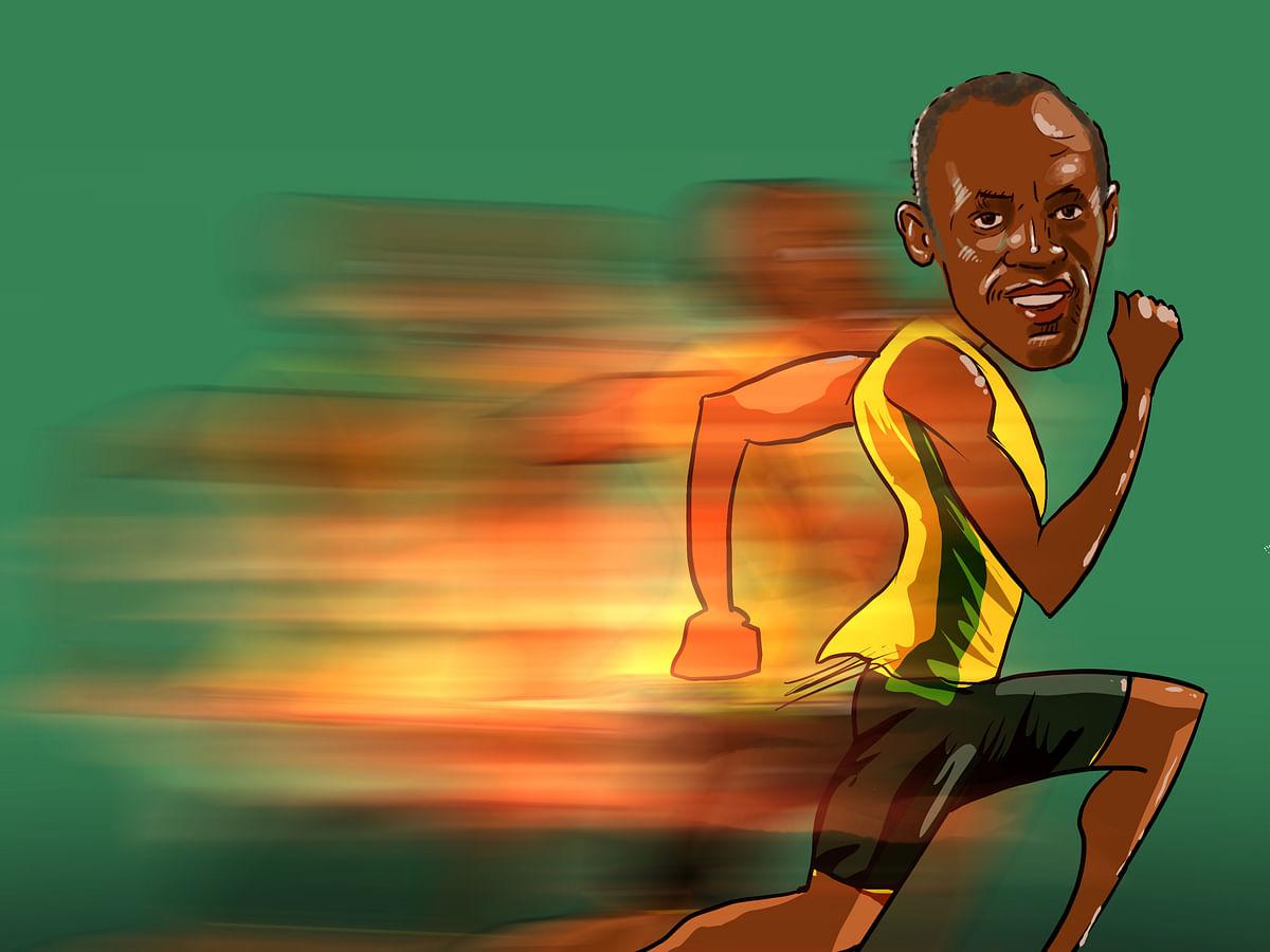 இன்னொரு உசேன் போல்ட் வேண்டுமெனில், மின்னலே இன்னொரு பிறவிகொள்! Happy Birthday Bolt