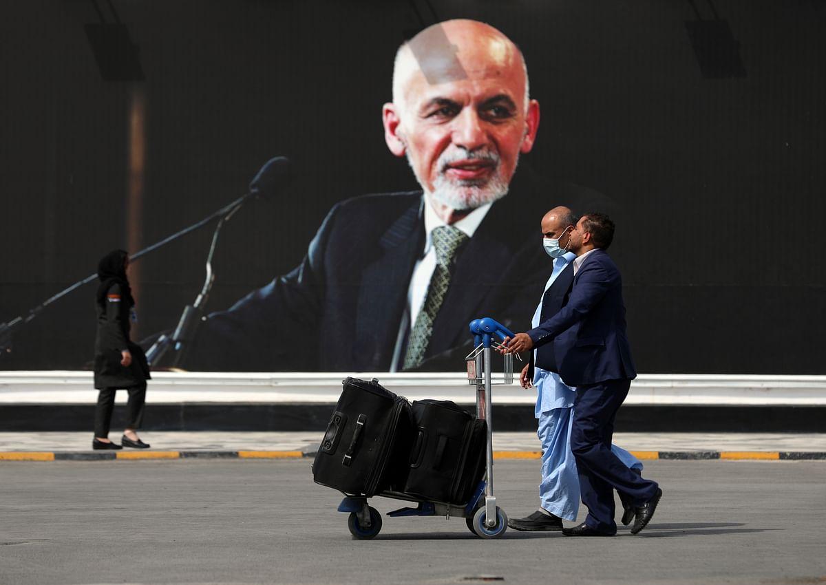Dr Mohammad Ashraf Ghani