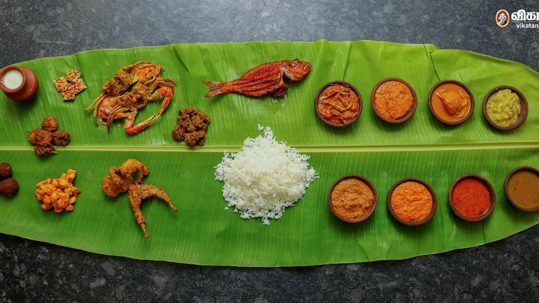 திருச்சி சேதுராம் மெஸ்
