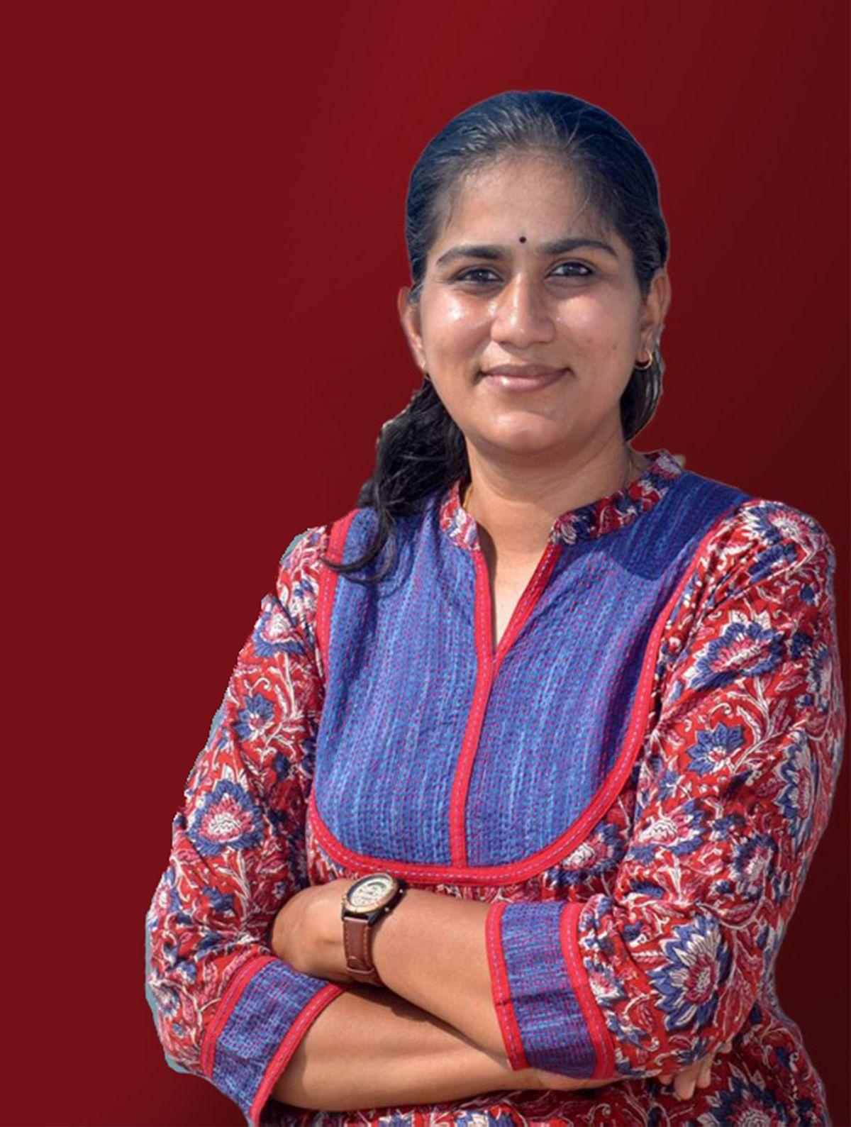 லக்ஷ்மி ராமச்சந்திரன்