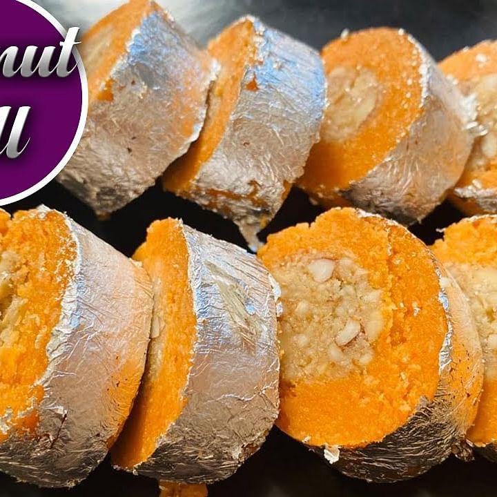 Peanut Roll Recipe