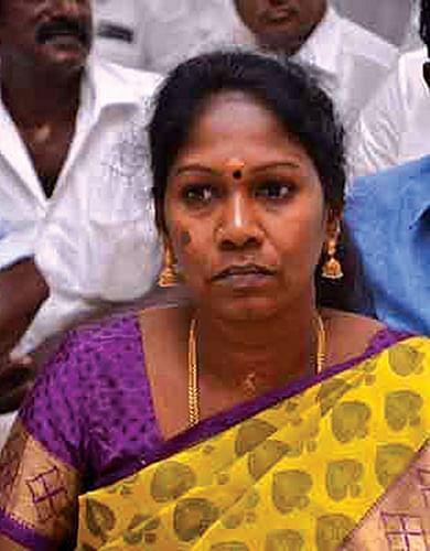 தமிழரசி ரவிக்குமார்