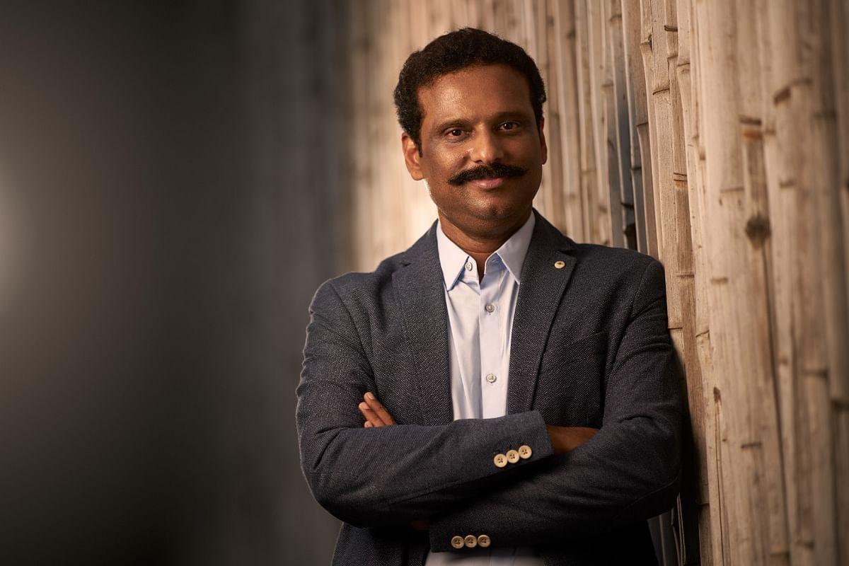 சுரேஷ் சம்பந்தம்,   ஒருங்கிணைப்பாளர், கனவு தமிழ்நாடு இயக்கம்