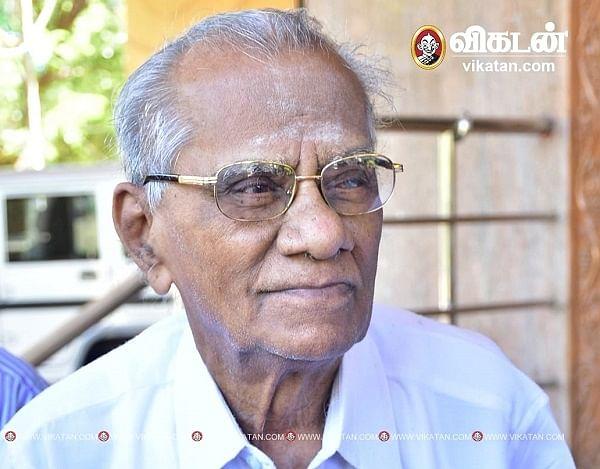 வ.உ.சி பேரன் வெள்ளைச்சாமி