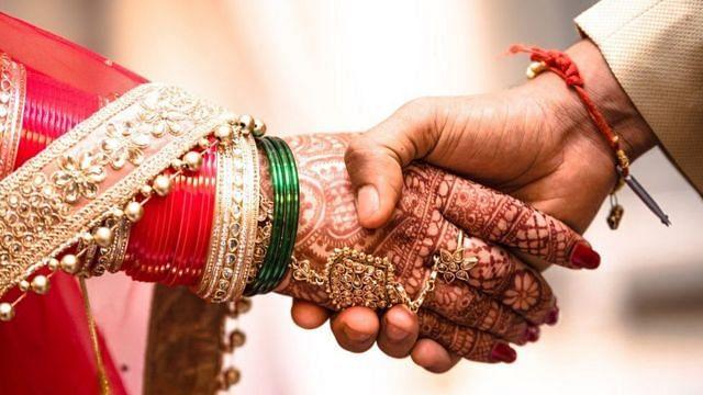 Marriage - Representational Image