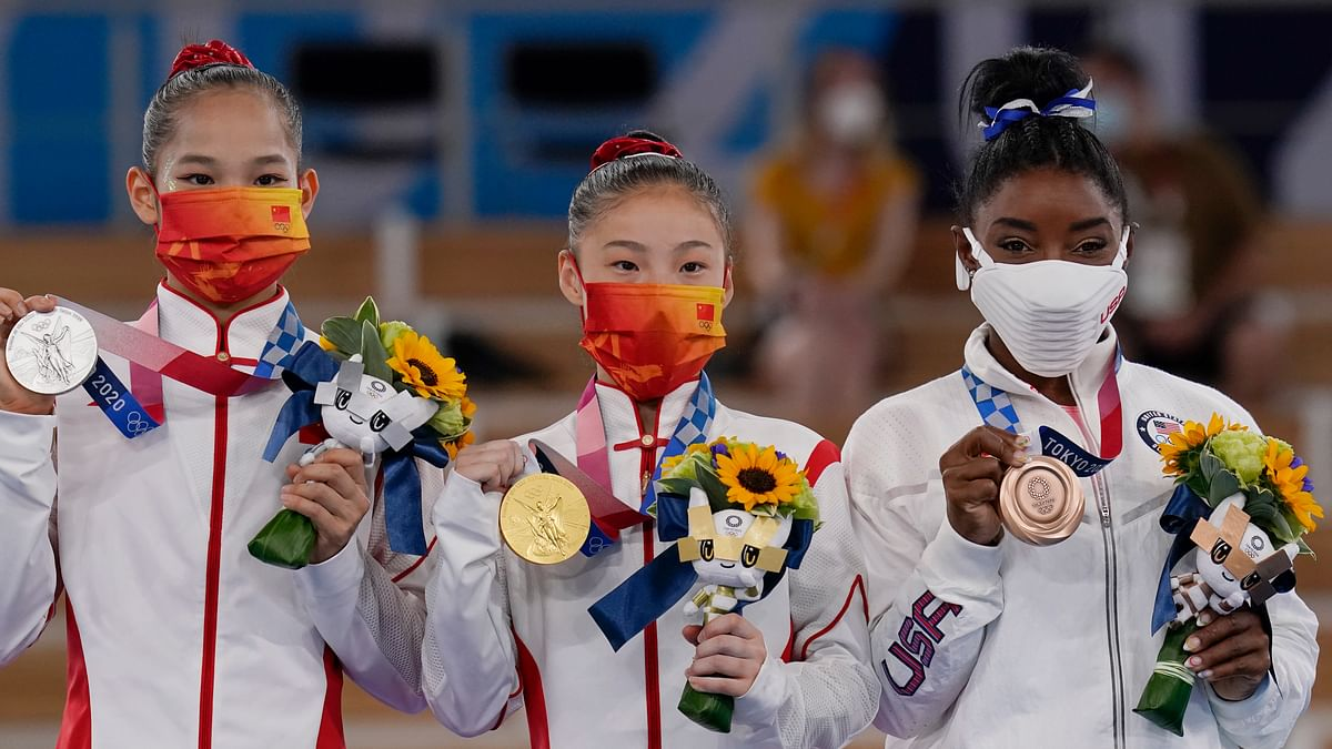 China & USA focus more in the female athletes