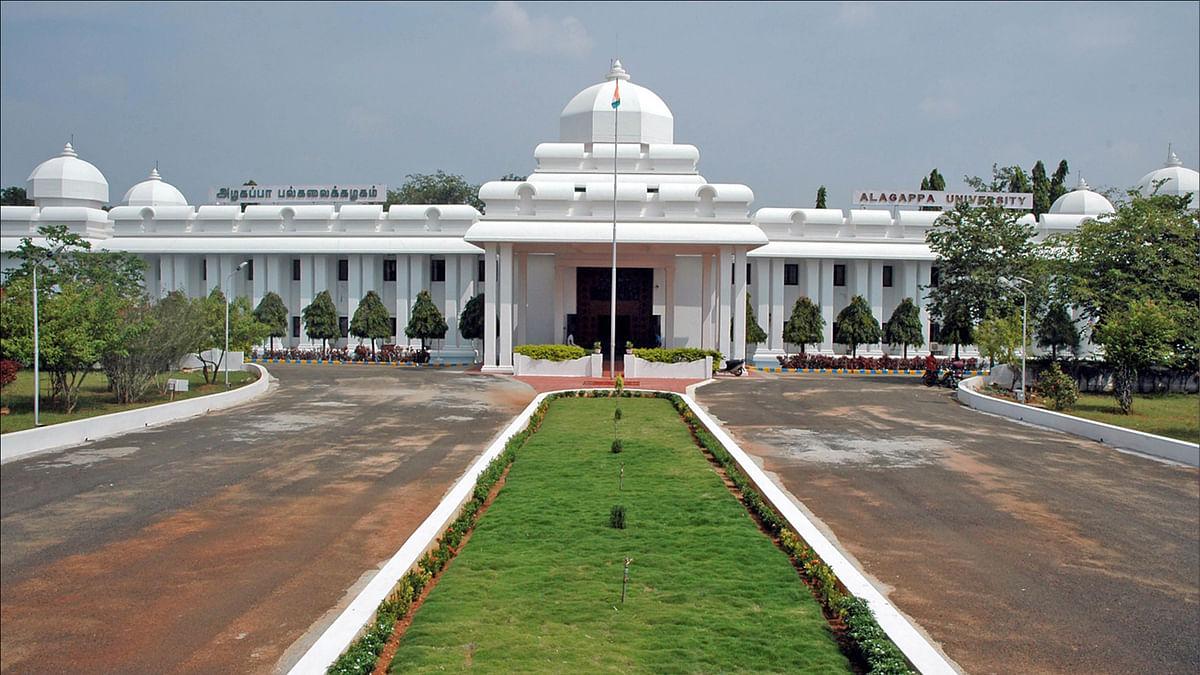 காரைக்குடி அழகப்பா பல்கலைக்கழகம்