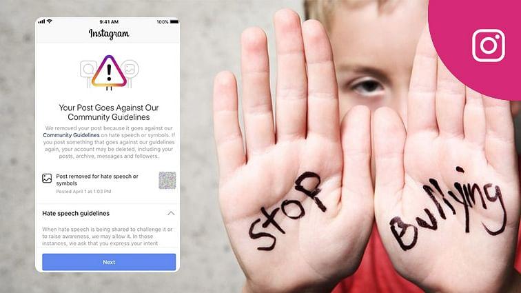 Hate speech in Instagram